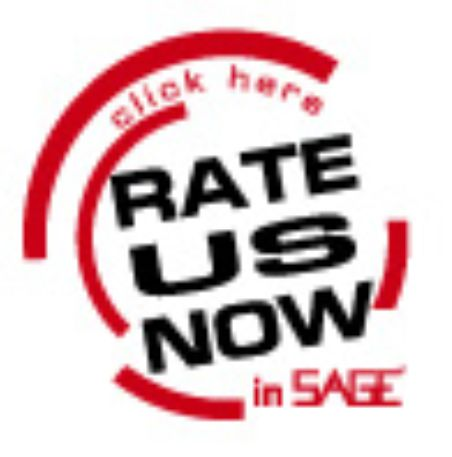Rate Us Now On Sage